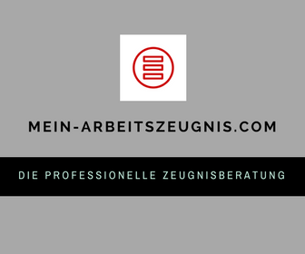 Mein-Arbeitszeugnis.com - Die professionelle Zeugnisberatung